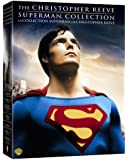 The Christopher Reeve Superman Collection (Superman: The Movie/Superman II/Superman III/Superman IV: The Quest for Peace) (8-Disc Deluxe Special Edition) (Bilingual)