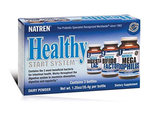 Natren Healthy Start System Powder,1.25 (Natren Healthy)