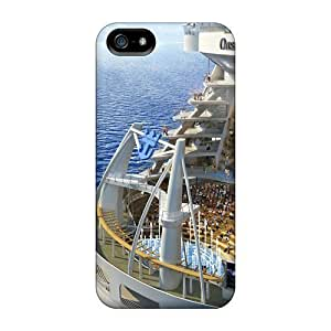 Fashion Tpu Case For Iphone 5/5s- Oasis Of The Seas Royal Caribbean Defender Case Cover