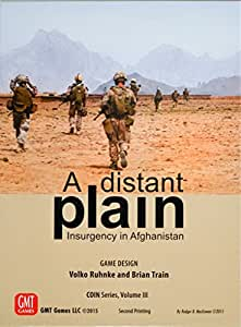 A Distant Plain, 2nd Printing