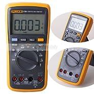 FLUKE 17B+ Digital Multimeter w/ Temperature & Frequency