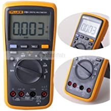 FLUKE 17B+ Digital Multimeter w/ Temperature & Frequency (BATTERIES & CARRYING CASE NOT INCLUDED)