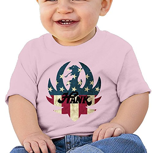 hzerui-infants-toddlers-babys-hank-williams-jr-logo-t-shirt-pink-6-m-for-6-24-months