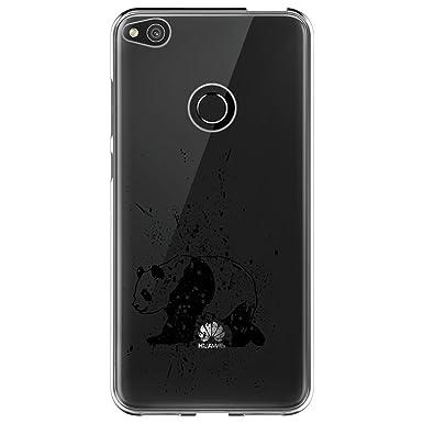 Wouier Carcasa Huawei P8 Lite 2017, Cute animal Ultra ligero ...