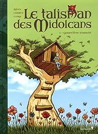 Le Talisman de Midolcans par Jean-Blaise Djian