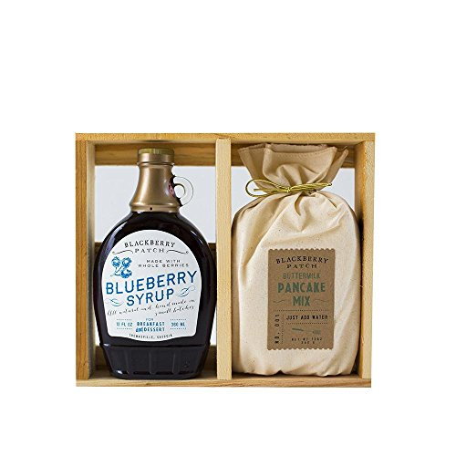 Breakfast Gift Crate by Blackberry Patch