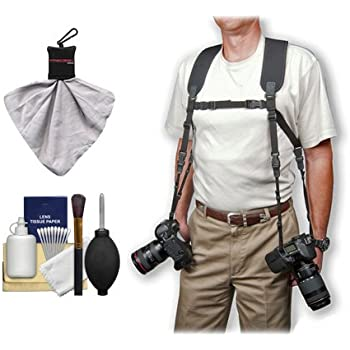 514AoD6ZKpL._SL500_AC_SS350_ amazon com op tech dual camera & binoculars black strap harness dual camera harness at fashall.co
