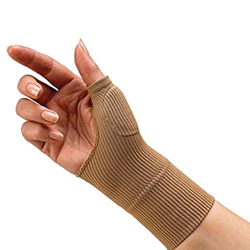 BUYITNOW Gel Wrist Support Brace, Gel Thumb Hand Wrist Support Gloves Therapy Arthritis Compression for Men & Women ( 1 Pair ) by BUYITNOW (Image #4)