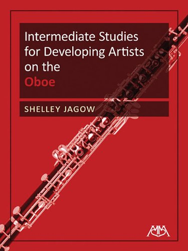Intermediate Studies for Developing Artists on the (Sam Ash Oboe)