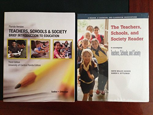 Teachers,schools and society 3rd edition (Brief introduction to education)