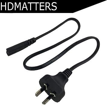 Amazon.com: ShineBear - Cable de alimentación de 8.2 ft AU ...