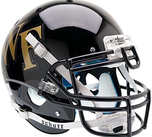 Wake Forest Demon Deacons Officially Licensed XP Authentic Football Helmet ()