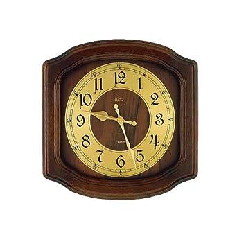ZEIT. punkt Uhren WANDGERÄTE klassischen 12-2050-3