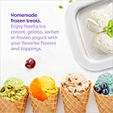 Klee 3-Piece Instant Ice Cream Maker Pan with Ice