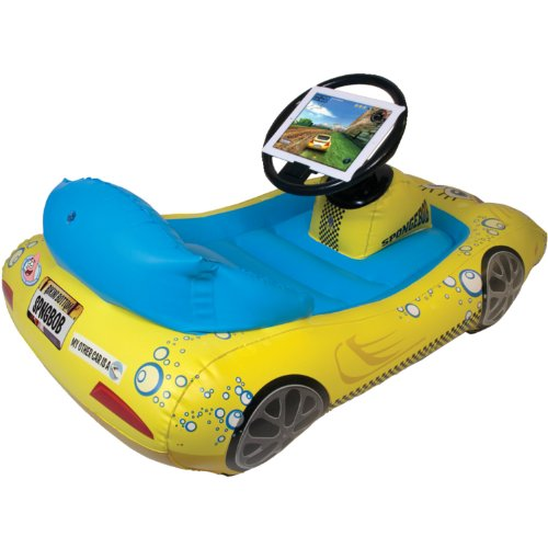 SpongeBob SquarePants Inflatable Sports Car for iPad