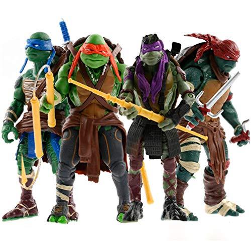 S.US Teenage Mutant Ninja Turtles Movie 5