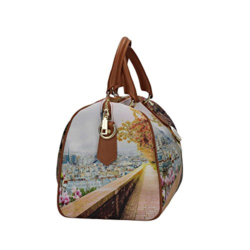 318 bauletto Eiffel Not Parigi Tour Borsa Y 17nRxR