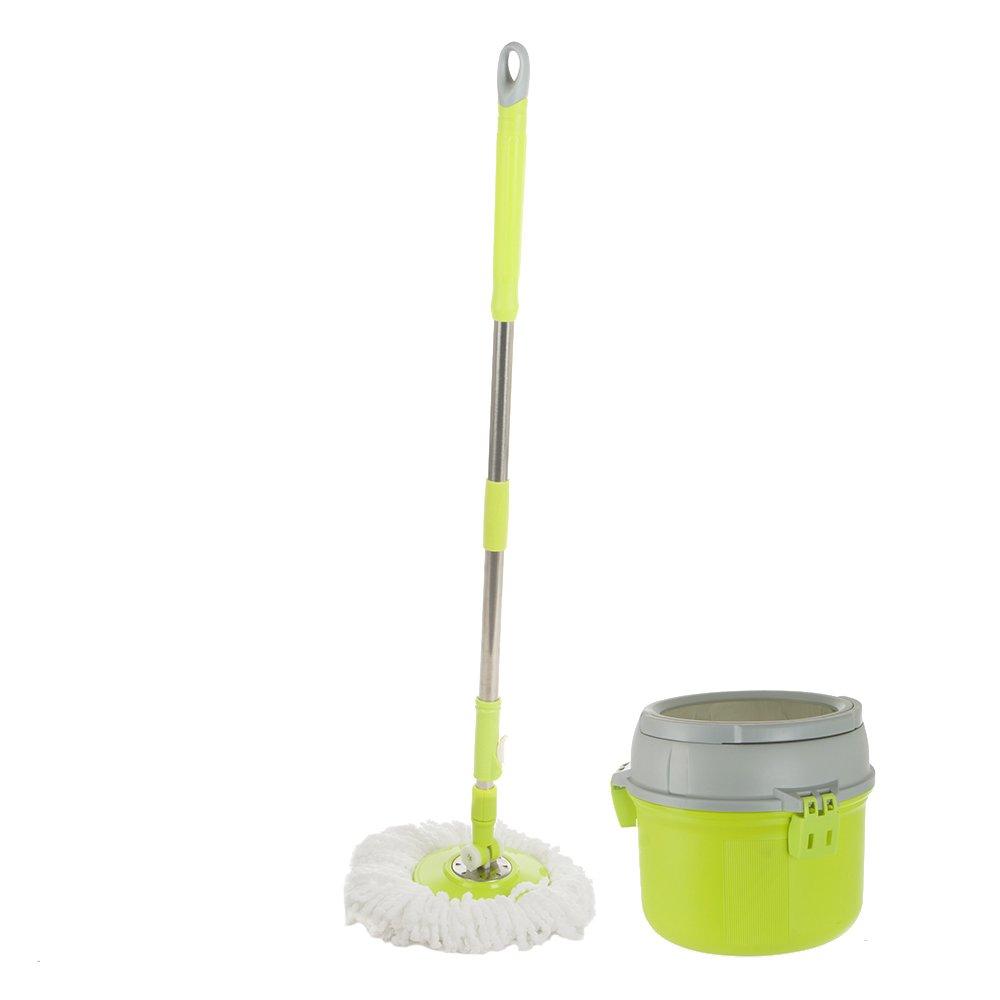 Clean house Seau mé canique Rond Rotatif avec Balai