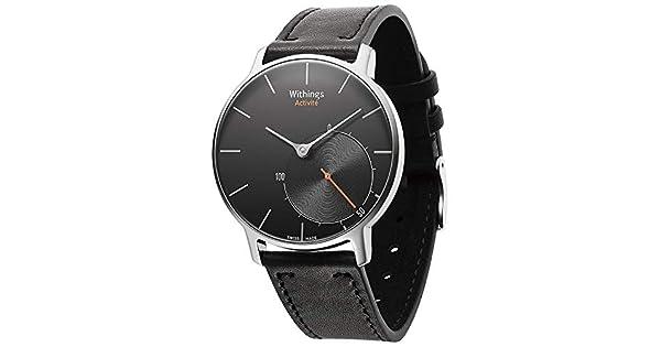 Amazon.com: Reloj de registro de actividad Withings Activite ...
