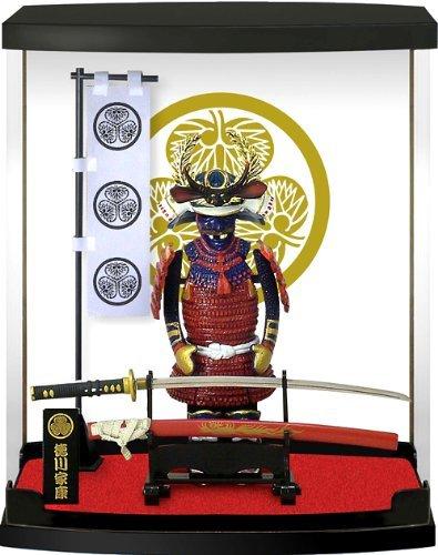 Authentic Samurai Figure/Figurine: Armor Series#04- Tokugawa Ieyasu [Toy] by Japanese Figurine