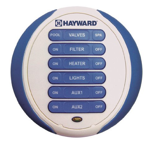 - Hayward GLX-SS-RF Spaside Wireless Remote Replacement for Hayward Goldline Aqua Logic Automation and Chlorination