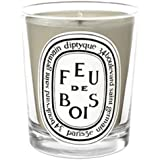Diptyque Scented Candle - Feu De Bois (Wood Fire) 190g/6.5oz