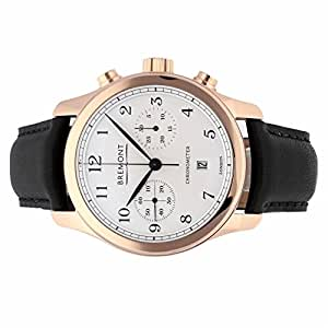 Bremont ALT1-C automatic-self-wind mens Watch ALT1-C/RG (Certified Pre-owned)