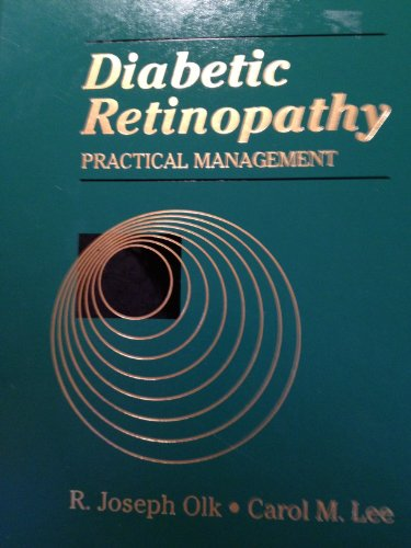 Diabetic Retinopathy: Practical Management