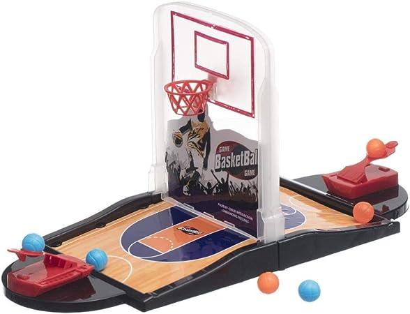 Be Toys - Mini juego de baloncesto de mesa: Amazon.es: Iluminación