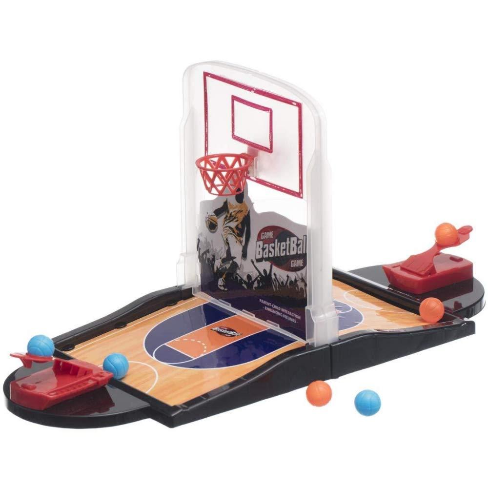 Be Toys - Mini Juego de Baloncesto de Mesa: Amazon.es: Hogar