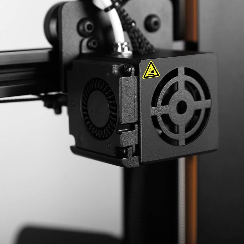 "ELEGOO Neptune 3D Printer FDM 3D Printer Full Metal Prusa i3 Print Size 8/""x8/""x8/"" Compatible with TPU//PLA//ABS Filament"