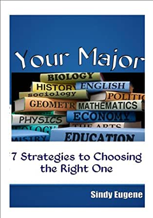 choosing the right major Choosing a major some people already the most important decision of choosing a college major essay - it's no secret that choosing the right college major will be.