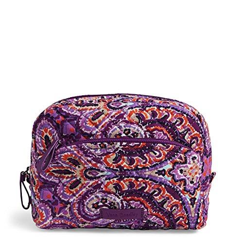 - Vera Bradley Iconic Medium Cosmetic, Signature Cotton, Dream Tapestry