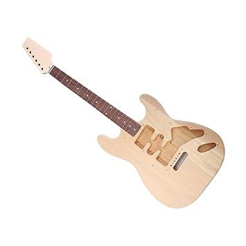 Monsterzeug Gitarren Bausatz E Gitarre Selber Bauen Do It Yourself