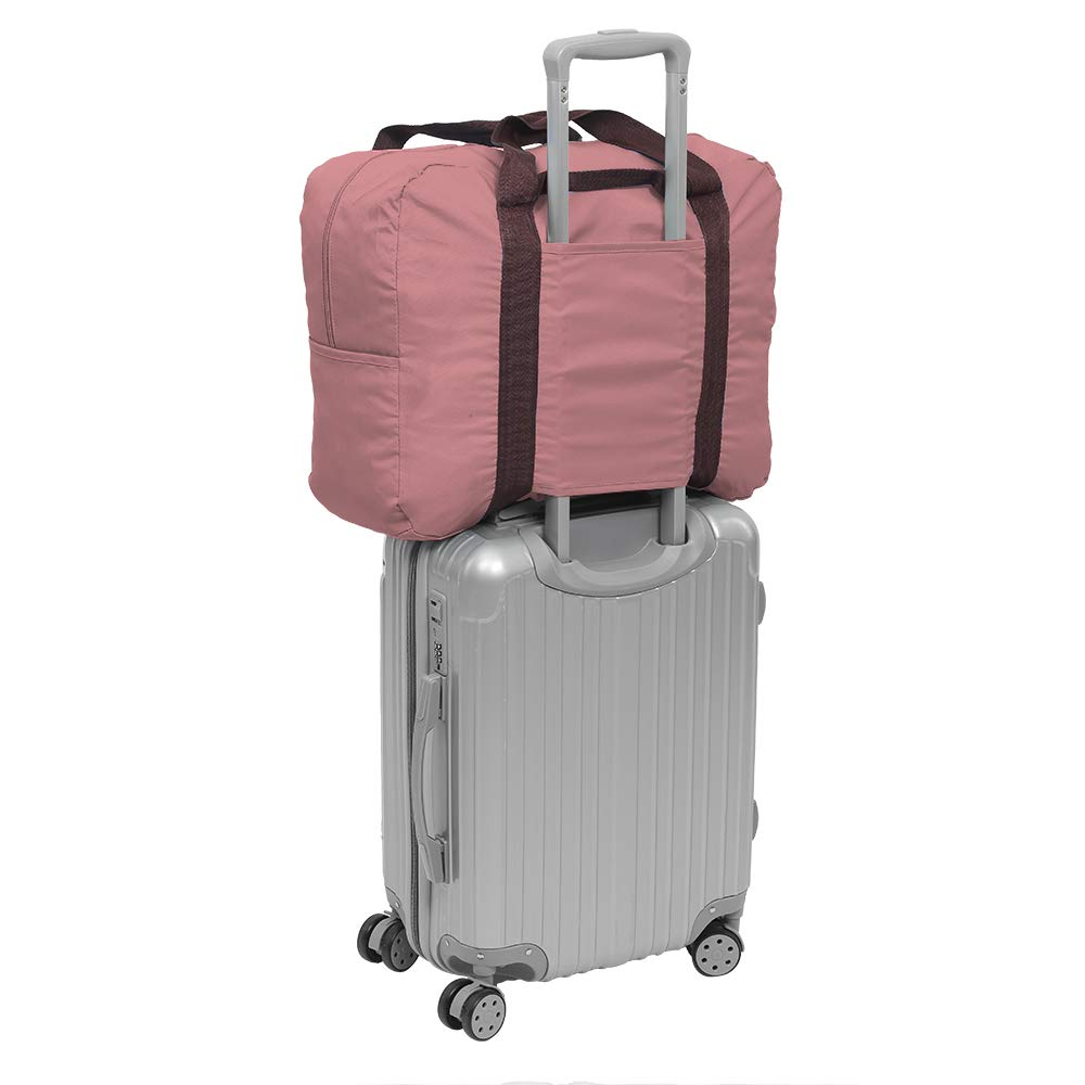 XISXI Polyester Waterproof Material Foldable Travel /& Storage Duffel Bag for Versatile Uses