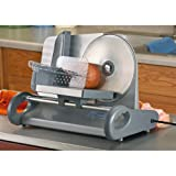 Guide Gear 8 1/2 inch - blade Electric Slicer