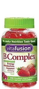 Vitafusion B Complex Gummy Vitamins, 70 Count (Pack of 3)