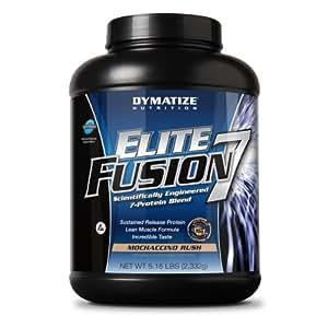 Dymatize Elite Fusion-7 Mochacchino Rush 5.15 Protein