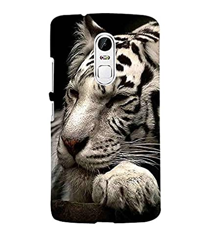 91d772788c53 For Lenovo Vibe X3 tiger Printed Cell Phone Cases: Amazon.in ...