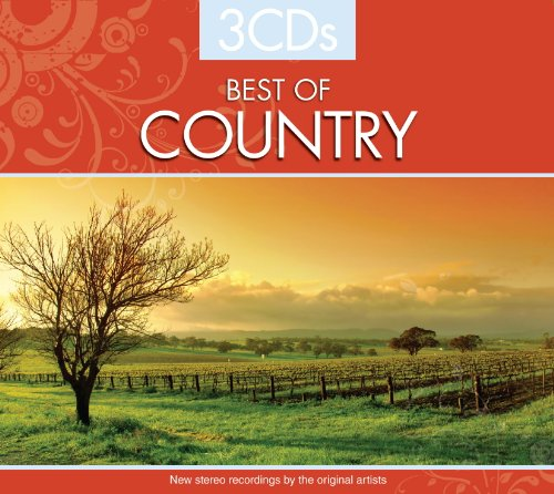 Best Country Artists (THE BEST OF COUNTRY (3 CD Set))