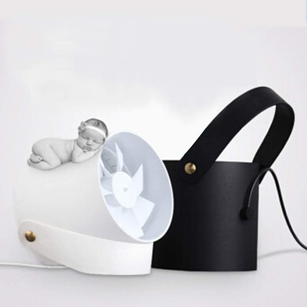 Coral Mini USB Cooling Fan Ventilator Ultra Quiet Touch Control Fan Summer Portable Desktop Cooler for Dorm Room Study