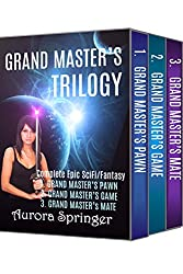 Grand Master's Trilogy: Epic SciFi Fantasy - Complete Set of 3 Volumes