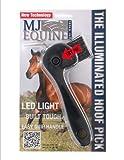 MJ Equine Tools The Illuminated Hoof Pick