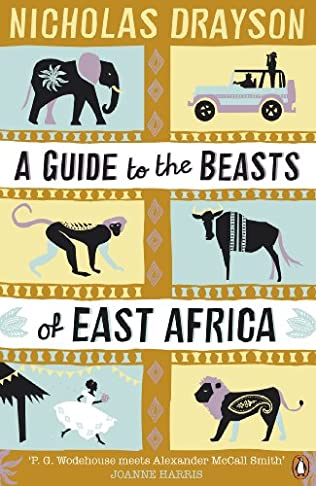 book cover of A Guide to the Beasts of East Africa