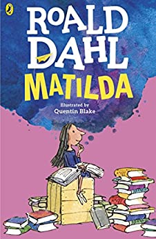 Matilda (Dahl Fiction) by [Dahl, Roald]