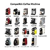MG Coffee 3 PACK Reusable Crema Capsules