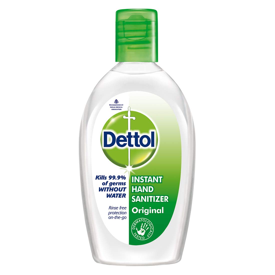 Dettol Original Germ Protection Alcohol based Hand Sanitizer, 50ml