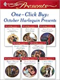 One-Click Buy: October Harlequin Presents: Purchased: His Perfect Wife\Greek Tycoon, Waitress Wife\One Night with His Virgin Mistress\The Sheikh's Defiant ... Convenient Wife\His Majesty's Mistress