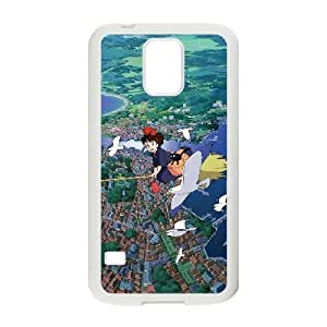 Samsung Galaxy S5 Cell Phone Case White Kiki's delivery service 001 WON6189218988400