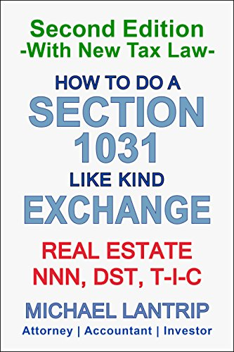 Amazon How To Do A Section 1031 Like Kind Exchange Real Estate